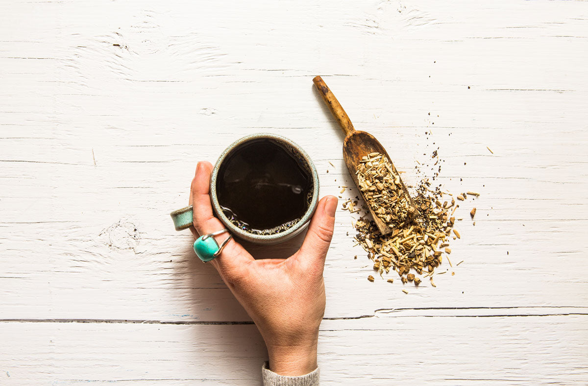 Adaptogens Herbal Coffee Alternatives