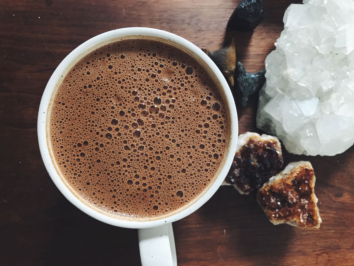 Bulletproof Latte with Adaptogens
