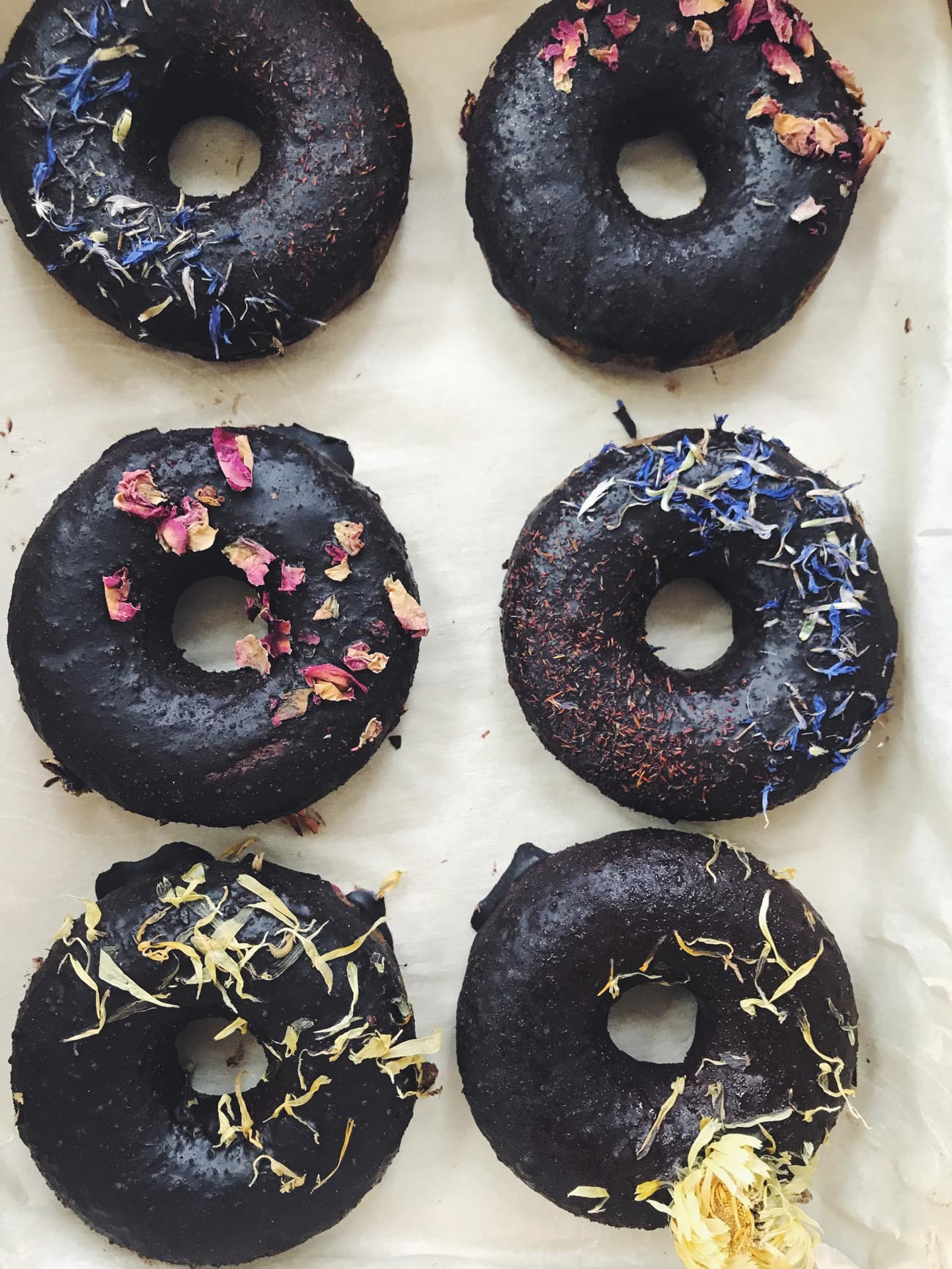 superfood paleo vegan nut free donuts