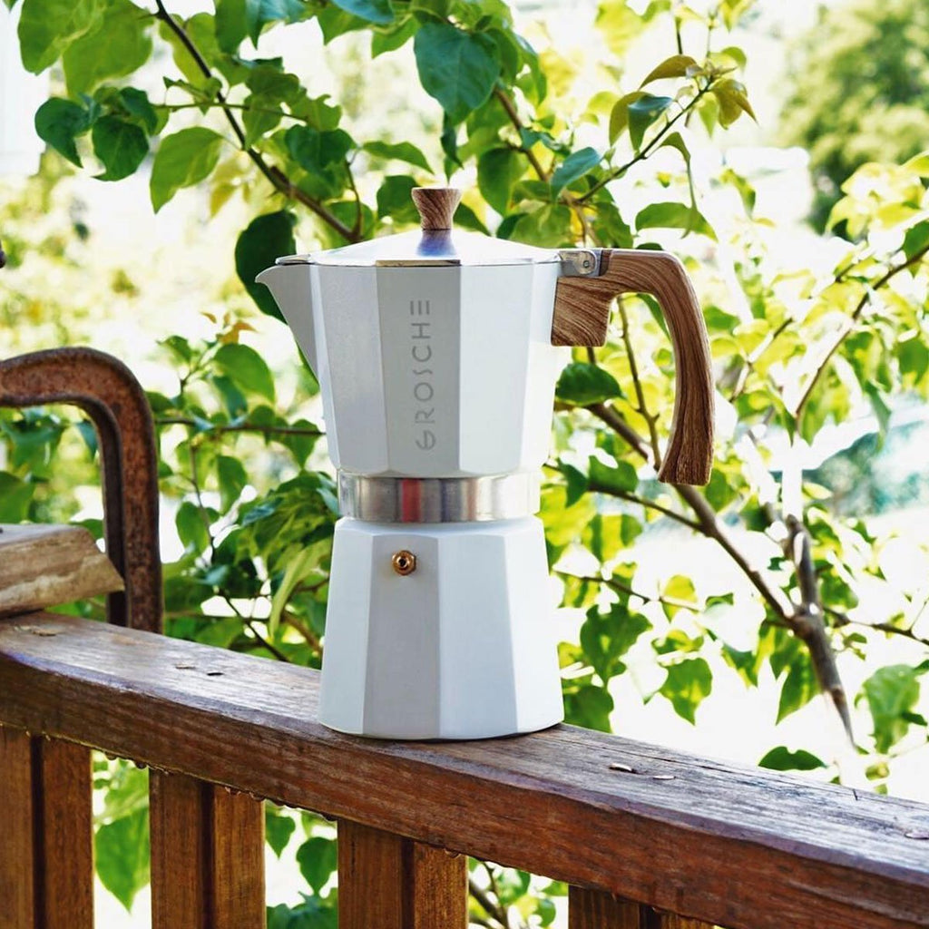 The Most Beautiful Moka Pot