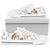 Alice in Wonderland Low-Top Canvas Shoes for Women