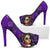 Calavera Girl High Heels