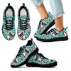 Turquoise Nurse Sneakers (Nursing Tennis Shoes) - Kids' Size