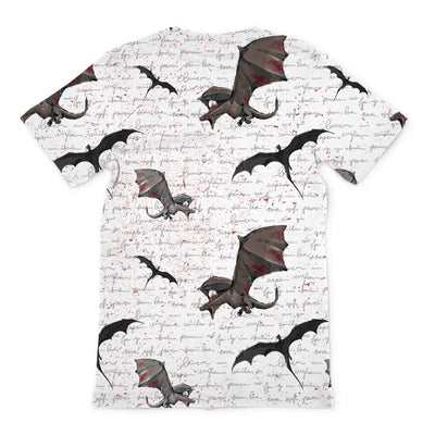 Dragons T-Shirt for dragon lovers. Click this image for more details!