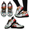 Alice in Wonderland Cheshire Cat Sneakers for Women. Click image for more details!