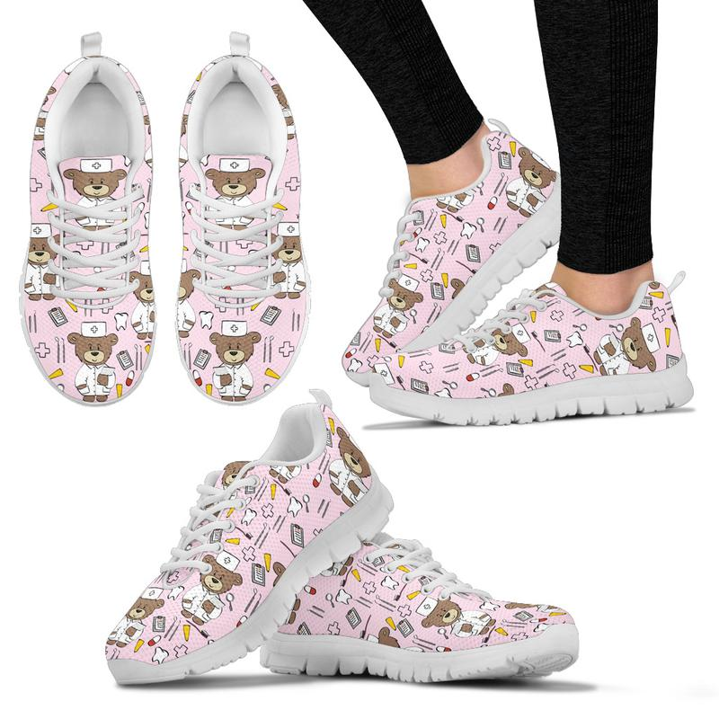 Dentist Sneakers for Women. Click this image for more details!