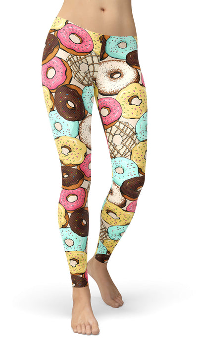 Doughnut Leggings. Click this image for more details!