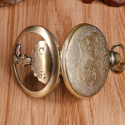 The Little Prince Pocket Watch | Click image to view more details of this pocket watch!