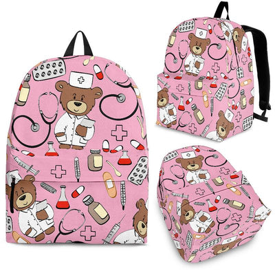 Nurse Backpack for nurses who save lives. Click this image for more details!