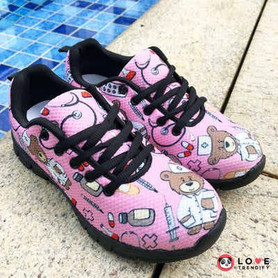 Nurse Sneakers for Pediatrics (Nursing Tennis Shoes for Men). Click this image for more details!