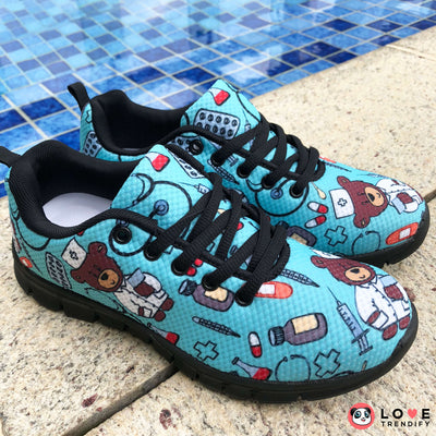 Nurse Sneakers (Nursing Tennis Shoes) for Women. Click this image for more details!