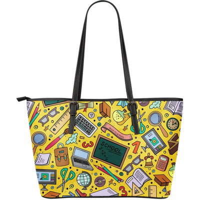 Sturdy and Cute Teacher Tote Bag for School! Comes with inner pockets and compartments. Click this image for more details!