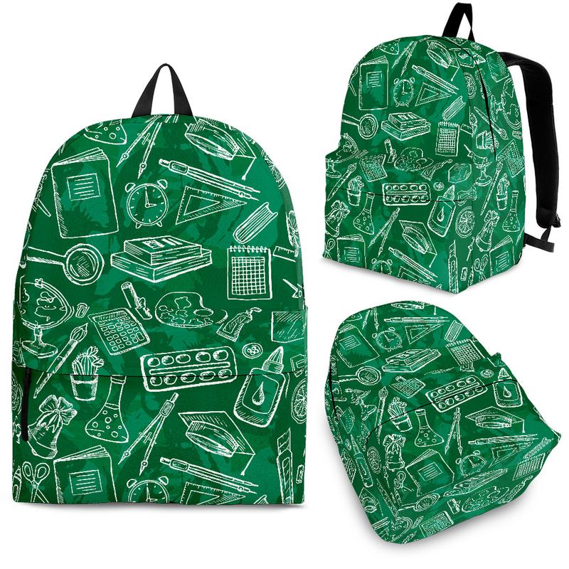 Teacher Backpack. Click this image for more details!