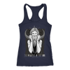 """The Daughters of The Moon"" Women's Racerback Tank"