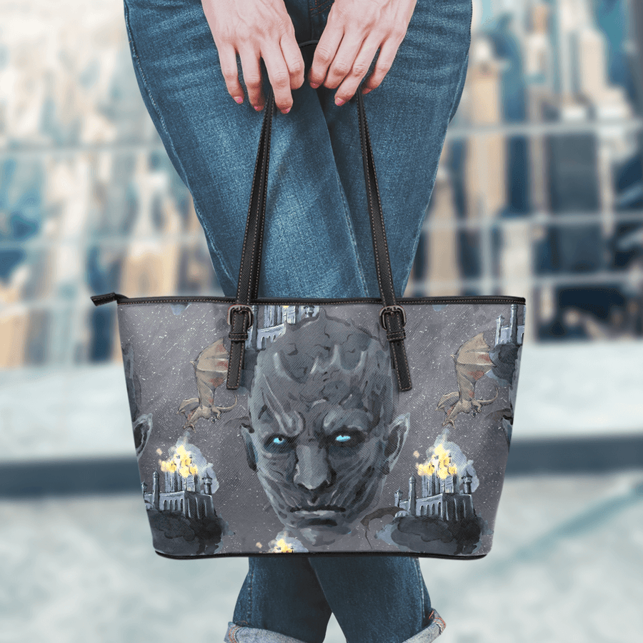 Game of Thrones Inspired - The Night King Eco-Leather Bag