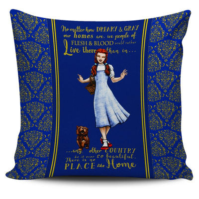 The Wizard of Oz Dorothy Throw Pillow Scatter Cushion Cover