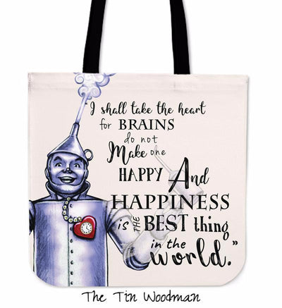 The Wizard of Oz Literary Tote Bag