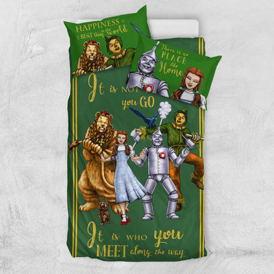 The Wizard of Oz Duvet Bedding Set (Twin Size)