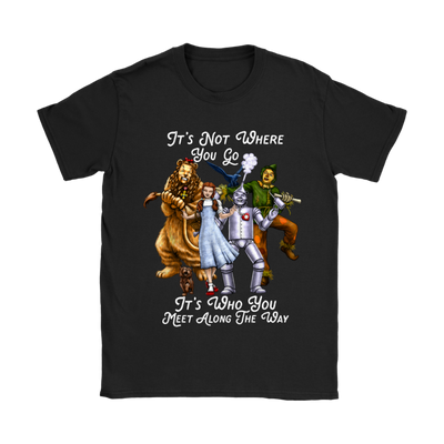 The Wizard of Oz Women's T-Shirt in Black