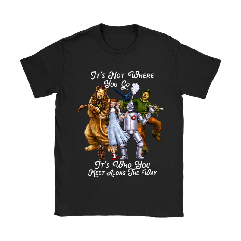 The Wizard of Oz Tee Shirt for Women