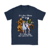 The Wizard of Oz Women's T-Shirt in Navy