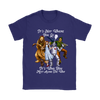 The Wizard of Oz Women's T-Shirt in Purple