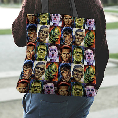 Universal Monsters (Halloween-Edition Tote Bag)