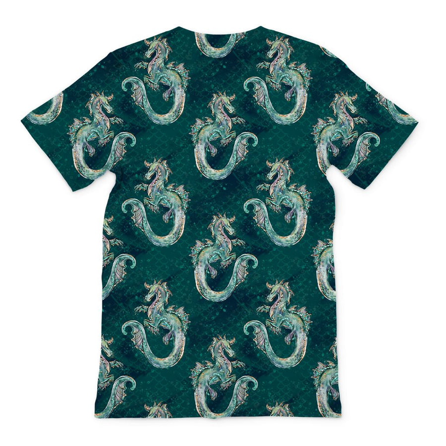Mythical Sea Dragon T-Shirt. Click this image for more details!