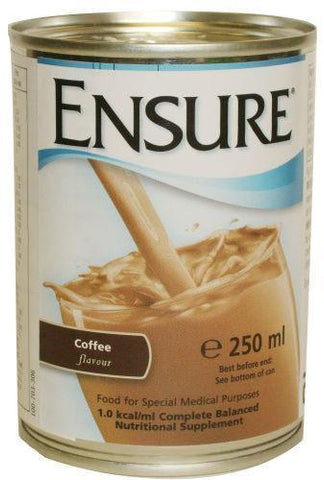 Abbott Ensure Coffee Can (250ml)