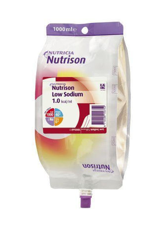 Nutricia Nutrison Low Sodium (1000ml)