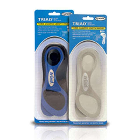 Profoot Triad Three Quarter Length Insoles (Men's)
