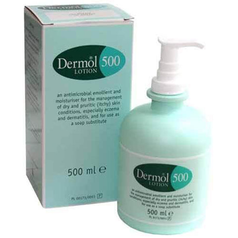 Dermol 500 Lotion 500ml x 1
