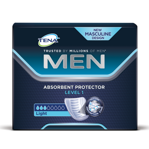 Tena Men Pad Level 1 x 12 Pads