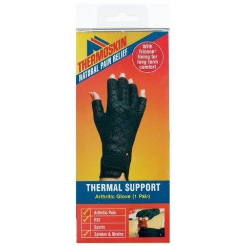 Thermoskin Thermal Support Arthritic Gloves, SML, MED or LGE