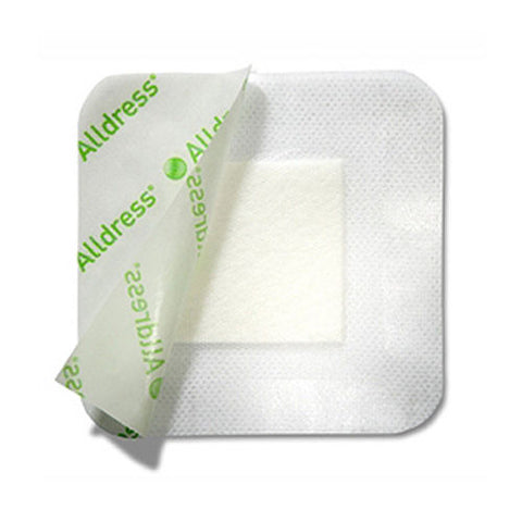 All Dress Adhesive Self Adherent Film Dressing 15cm x 15cm