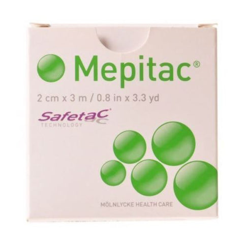 Mepitac Highly Conformable Tape 2cm x 3M x 1