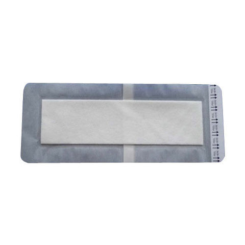 365 Transparent Absorbent Pad Island Dressings 10cm x 25cm