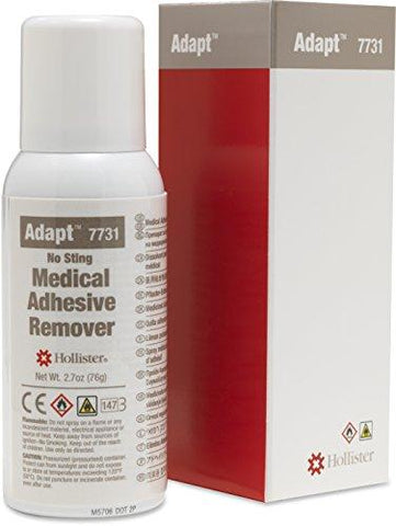 Hollister Medical Adhesive Remover Spray 100ml