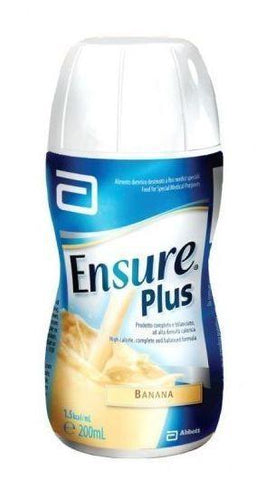 Ensure Plus Milkshake Banana 200ml x 30 - Bulk Buy Discount