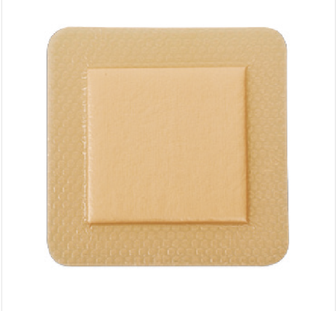 Covawound Foam Silicone Adhesive Border Dressings Lite