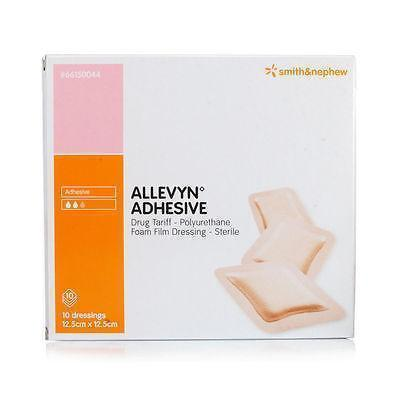 Allevyn Adhesive Classic Dressing(s) 12.5cm x 12.5cm (66000044) - Wounds, Ulcers Wound Dressings - Allevyn Smith & Nephew- EasyMeds Healthcare LTD