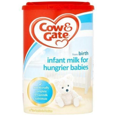 Cow & Gate Cow & Gate Milk Hungrier Babies Powder