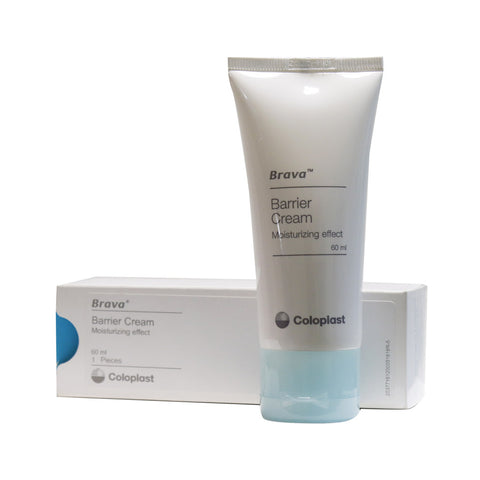 COLOPLAST BRAVA Barrier Cream, 3 Tubes (3)