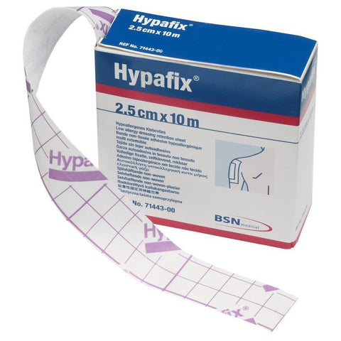 BSN Medical Hypafix Non-Woven Adhesive Dressing 10cm x 10m