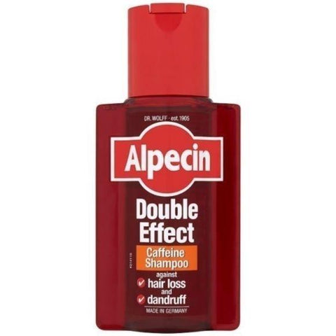 Alpecin Double Effect Caffeine Shampoo 200ml New Alpecin- EasyMeds Healthcare LTD