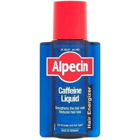 Alpecin Hair Growth Caffeine Liquid 200ml New Alpecin- EasyMeds Healthcare LTD
