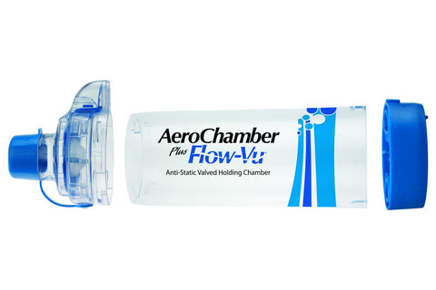 AeroChamber Plus Flow-Vu Spacer Adult