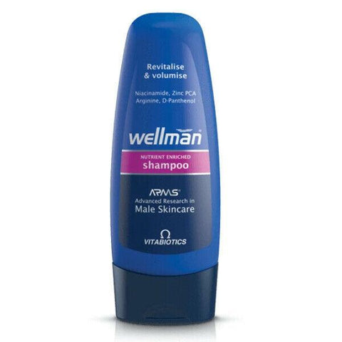 Wellman Enriched Nutrients Shampoo 250ml by Vitabiotics