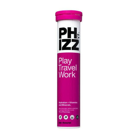 Phizz Apple & Blackcurrant Multivitamin Hydration Tablets x 20