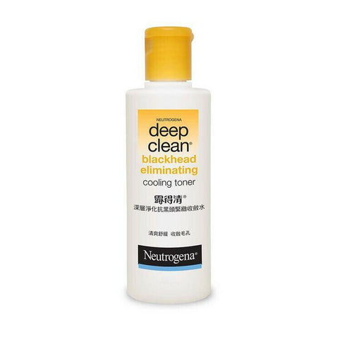 Neutrogena Deep Clean Blackhead Eliminating Cooling Toner 200ml